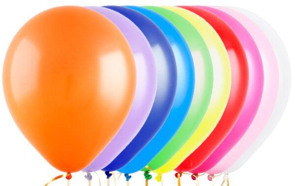 Фото 1 - Кулька наповнена гелієм (30 см), літає до 4 днів..