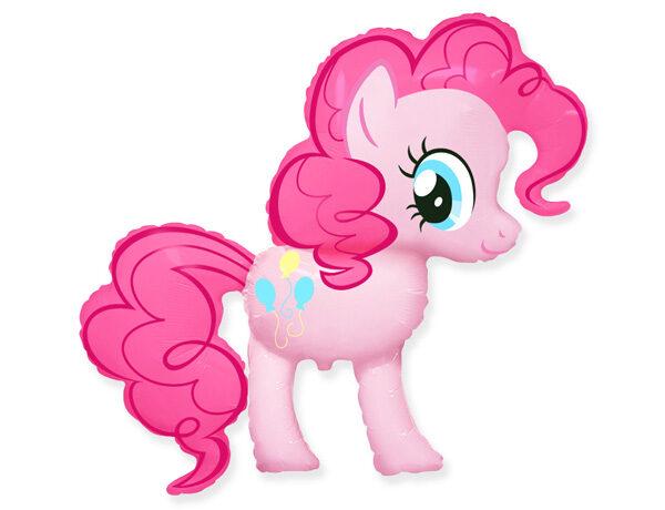 Фото 27 - Фольгована кулька тематична Pinkie Pie.