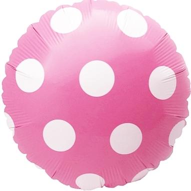 """Фото 1 - Фольгована кулька з тематичним малюнком 18""""( 45 см.)."""