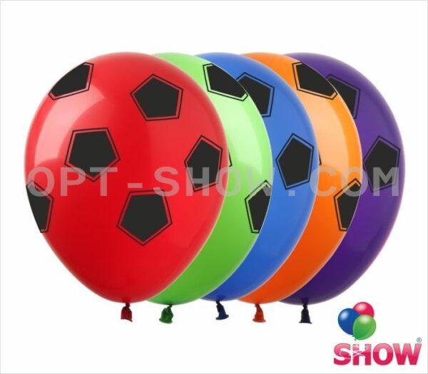 """Фото 30 - Кулька """"Футбольний м'яч""""."""