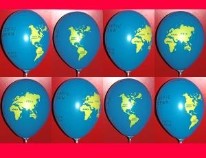 """Фото 7 - Кулька """"Глобус""""."""