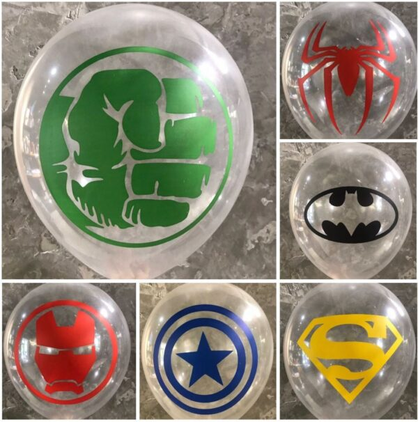 "Фото 34 - Кулька ""Супергерой""."