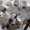 Фото 26 - Конфеті метафан срібний.
