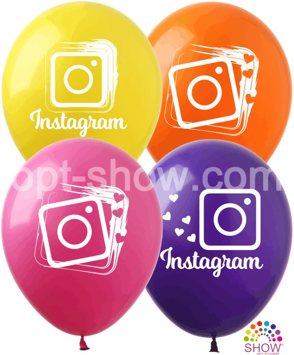 Фото 26 - Кулька Instagram.