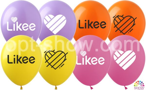 Фото 12 - Кулька Like.