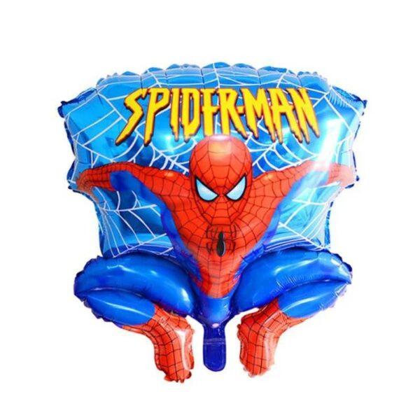 Фото 23 - Фольгована кулька людина павук.