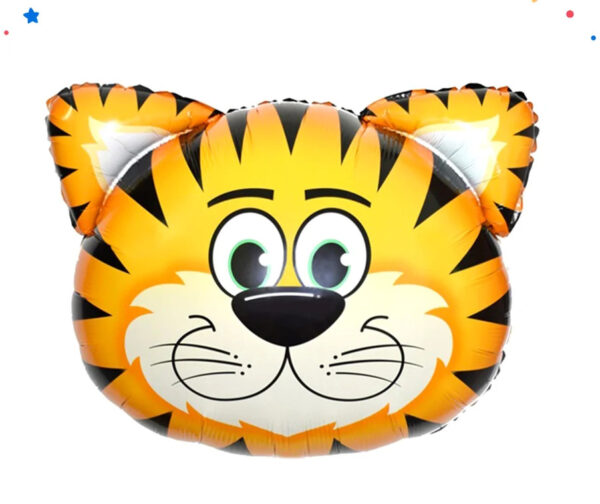 """Фото 23 - Фольгована кулька """"Тигр""""."""