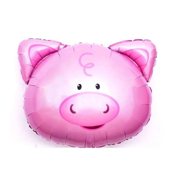 "Фото 23 - Фольгована кулька ""Свинка""."