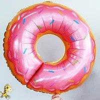 """Фото 23 - Фольгована кулька """"Пончик""""."""
