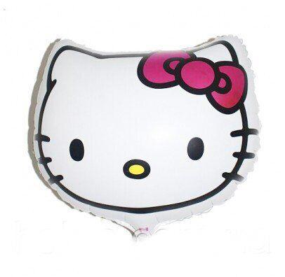 "Фото 17 - Фольгована кулька ""Hello Kitty""."