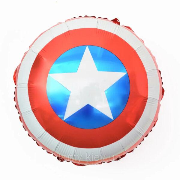 """Фото 30 - Кулька """"Щит Капітана Америка""""."""