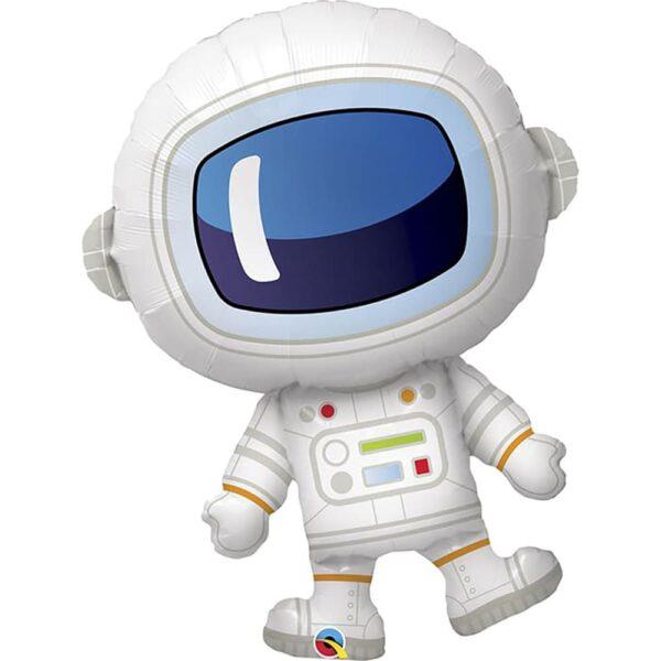 """Фото 23 - Фольгована кулька """"Космонавт""""."""
