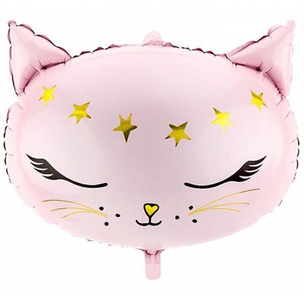 """Фото 23 - Фольгована кулька """"Кішка""""."""
