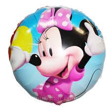 """Фото 23 - Фольгована кулька """"Мінні маус""""."""