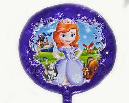 """Фото 23 - Фольгована кулька """"Принцеса софія""""."""