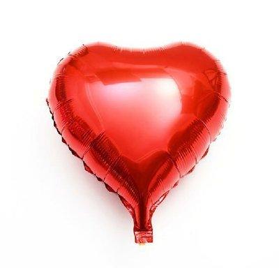 Фото 1 - Кулька Серце 44см.