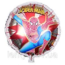 Фото 23 - Кулька Герой spider-man.