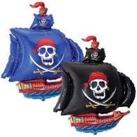 Фото 23 - Кулька Корабель пірата.